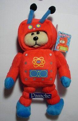 "SKANSEN BEANIE KID /""CIRCUIT THE ROBOT BEAR/"" MWMT"