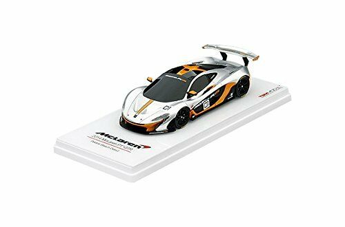 McLaren P1 GTR Pebble Beach Debut 2014 1 43 Model TRUE SCALE MINIATURES