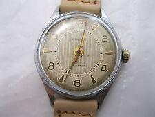 VOLNA ChChZ 2809 22J. PRECISION Soviet USSR Men's Wrist Watch 60's *SERVICED*