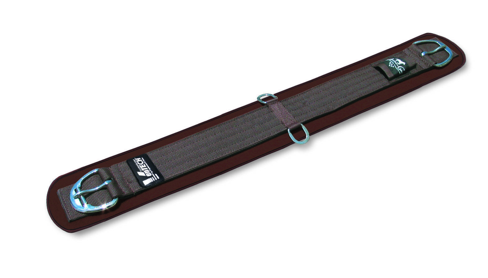 PROFESSIONAL CHOICE SMX VenTECH WESTERN HORSE NEOPRENE GIRTH CINCH BROWN