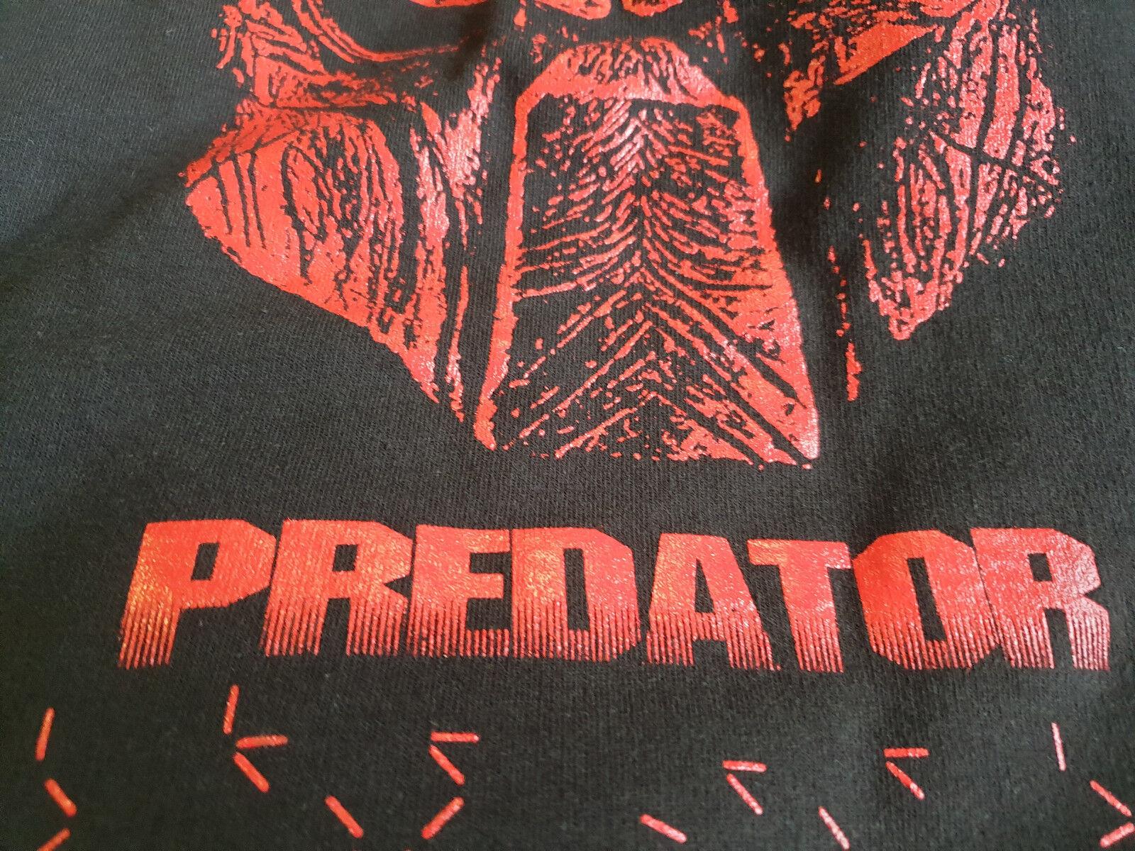 Prossoator Grigio, ready to Hunt COLLEGE Giacca Grigio, Prossoator alieno, cacciatore, Movie, culto, FANTASCIENZA a8eff8