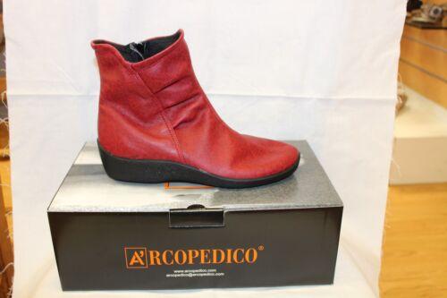 Arcopedico L19 boot cherry LADIES SHOES//FOOTWEAR