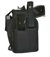 Hi-point 45acp With Laser Holster From Ace Case Made In U.s.a.