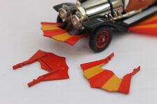Front Fin for Corgi 266 Chitty Chitty Bang Bang (Reproduction-Painted )