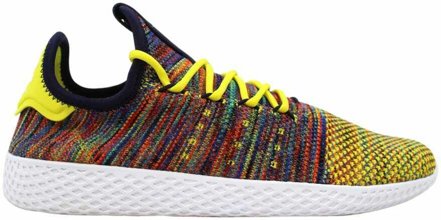 Adidas Pharrell Williams Tennis HU Multi color BY2673 Men's Size 9.5