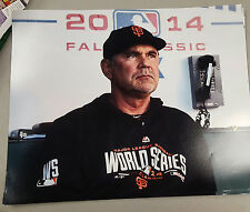 BRUCE BOCHY San Francisco Giants Glossy 16X20 Photo Poster #3