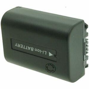 Batterie-Camescope-Li-ion-capacite-1050-mAh-pour-SONY-NP-FH40