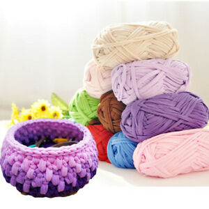 DIY-Crochet-Cloth-Carpets-Yarn-Cotton-Wool-hand-knitted-Thick-Knit-Blanket-Sweet