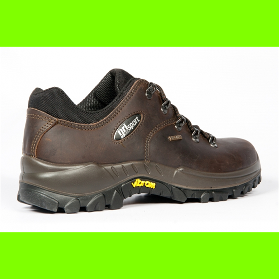 chaussures trekking grisPORT 10309 - Pelle marron-36