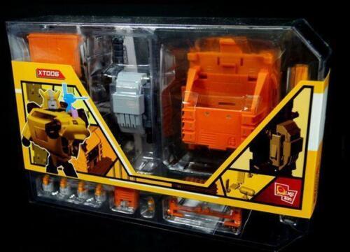 NEW x 2 TOYS XT006 Upgrade Kit per Transformers Masterpiece MP21 Bumblebee COME NUOVO IN SCATOLA SIGILLATA