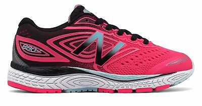 Unisex Shoes Clothing, Shoes & Accessories Independent New Balance Girl's Kid's 880v7 Big Kids Stylish Comfortable Pink & Black & Blue