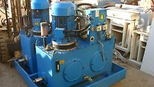 Hydraulic Power Pack 185kw Voith Turbo 1ph 3 32 3000 Lmin P Max 300 Bar
