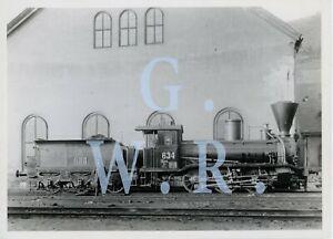 Baryt Dampflok Foto - SB Serie 27 Betr. Nr. 634