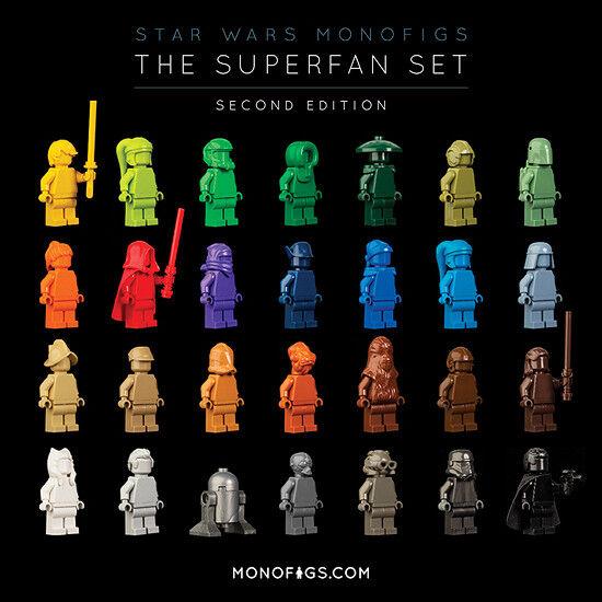 LEGO  estrella guerras SUPERFAN SET - SECOND  edizione [LIMITED]  risposte rapide