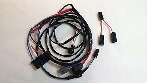 1955 55 belair 210 150 external regulated alternator conversion alternator conversion wiring harness  3 Wire GM Alternator Wiring image is loading 1955 55 belair 210 150 external regulated alternator