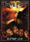Destroy Live by Carnal Forge (DVD, Jun-2004, Metal Mind Productions)