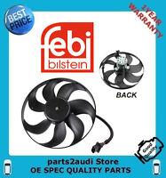 Audi Tt Vw Golf Jetta Heater Fan Motor- Auxiliary Fan Assembly Febi
