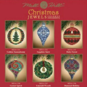 Mill Hill Beaded Christmas Ornament Kits- U CHOOSE STYLE