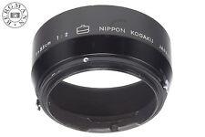 Nippon Kogaku Lens Hood for NIKON RF NIKKOR-P 2.0/8.5cm rangefinder lens