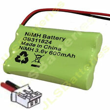 3SN-AAA30-S-J1 Cordless Phone Battery binatone 3600