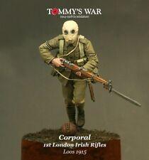 Tommy's War 1:32 54mm WWI Corporal Royal Irish Rifles Loos 1915 Kit #TW54023
