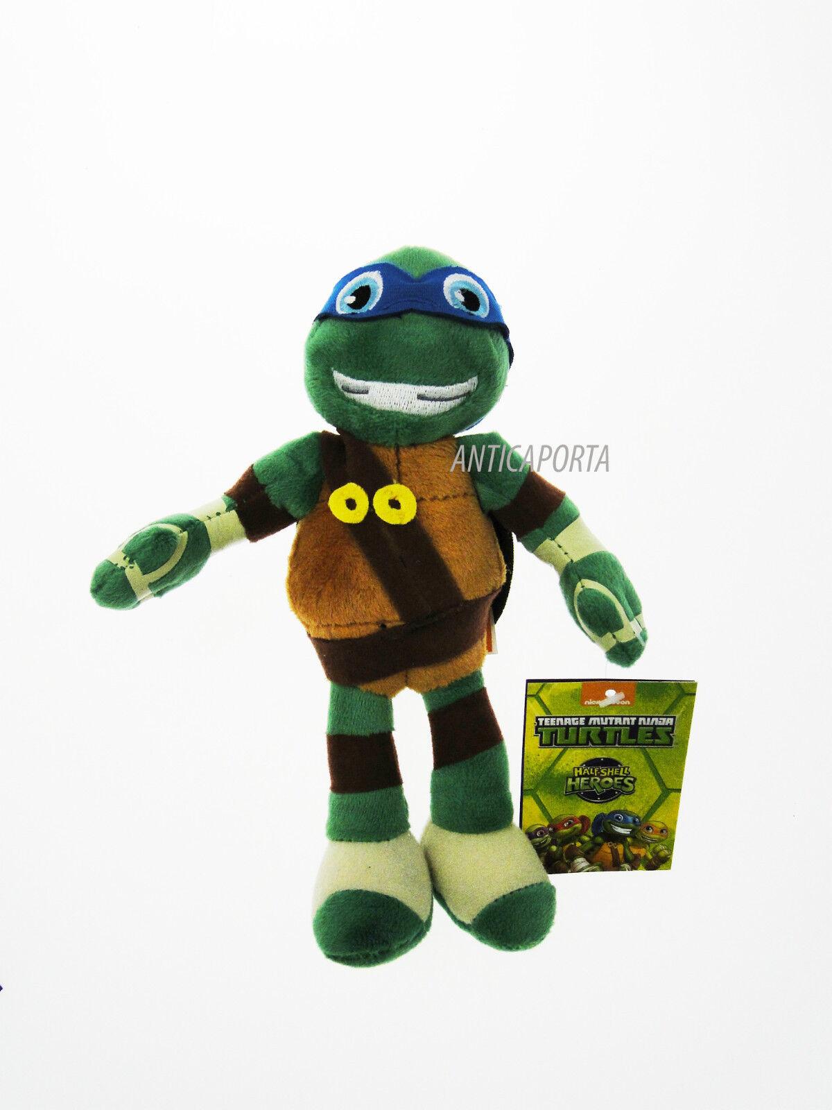Felpa Tortugas Ninjas Originales Ninja Tortugas Tortugas Ninja Sonriendo 21 cm media concha 2e837c