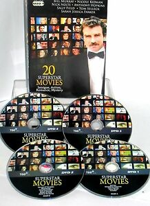 Image result for 20 superstar movies dvd set