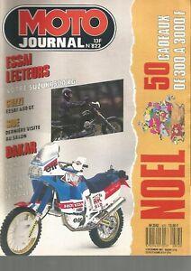 Acheter Pas Cher Moto Journal N°822 Contact Guzzi V65 Gt / Suzuki 500 Gamma / Beta Tr 34