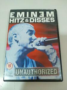 Eminem Hitz & Disses Unauthorized - DVD Region 2