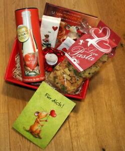 Geschenke Valentinstag Besonders Geschenk Liebe Freundin Frau