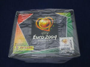 Panini-EM-EK-EC-Portugal-Euro-2004-1-box-display-50-packs-very-good-sehr-gut
