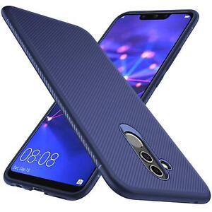 Huelle-Huawei-Mate-20-Lite-Handyhuelle-Schutz-Cover-Silikon-Case-Rueckschale-Tasche