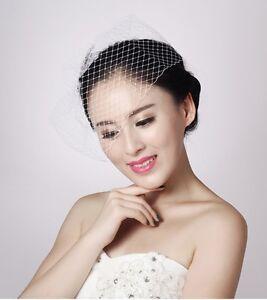 Mariage-Mariee-Voile-Fleur-De-Cheveux-Bijoux-de-mariage