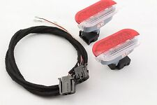 Volkswagen Original Door Warning Light Kit For VW POLO 6R/ SKODA OCTAVIA