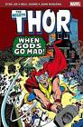 Marvel Pocketbook: The Mighty Thor: When Gods Go Mad by Stan Lee (Paperback, 2013)