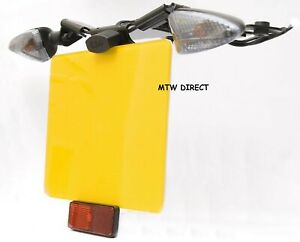 E-marked R/&G RACING Reflector Extender Kit MV AGUSTA