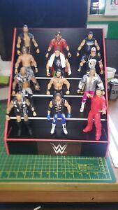 WWF WWE SUMMERSLAM 1993 HASBRO SCALE CUSTOM WRESTLING FIGURE STAGE