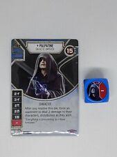 x1 Makashi Training 56 Rare Star Wars Destiny Spirit of Rebellion M//NM