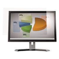 3m Antiglare Flatscreen Frameless Monitor Filters For 24 Widescreen Lcd 16:9