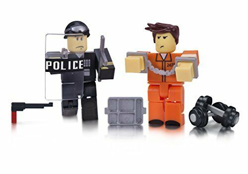 Roblox Game Pack Action Figure Prison Life
