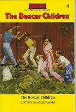 The Boxcar Children Mysteries: The Boxcar Children 1 by Gertrude Chandler Warner (1989, Paperback, Reprint)