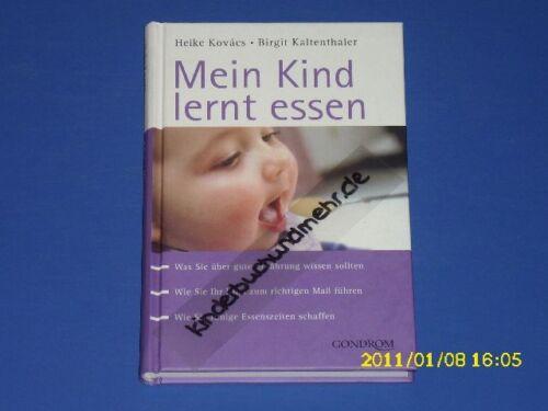 Mein Kind lernt essen Ernährung bei Babys Kovacs//Kaltenthaler