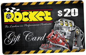 $20 Rocket Gift Card