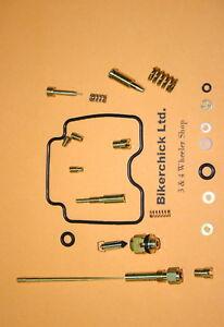 CAN-AM-2002-2007-DS650-Carburetor-Carb-Rebuild-Repair-Kit-JAPAN