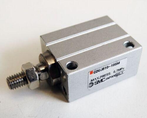 used Press 0,7MPa Miniaturzylinder SMC CDUJB10-10SM Max