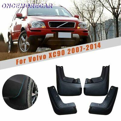 4pcs Visor Rain Guards Volvo XC90 2003 2004 2005 2006-2014 Sport Utility 4-Door