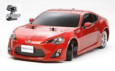Tamiya 1:10 RC XB Pro RTR Toyota GT86 Drift - TT-01D/E 57851 fertig aufgebaut