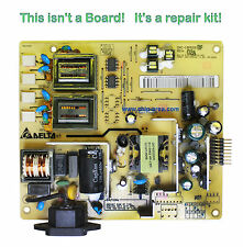 Repair Kit Capacitors For Acer AL2216W VX2235WM Power Supply DAC-19M009BF Rev02A