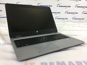 HP-ProBook-650-G2-15-6-034-Core-i7-6600U-2-6GHz-8GB-DDR4-256GB-SSD-READ