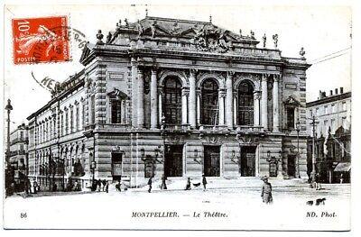 (s-110480) France - 34 - Montpellier Cpa N.d. Ed. Complete Reeks Artikelen